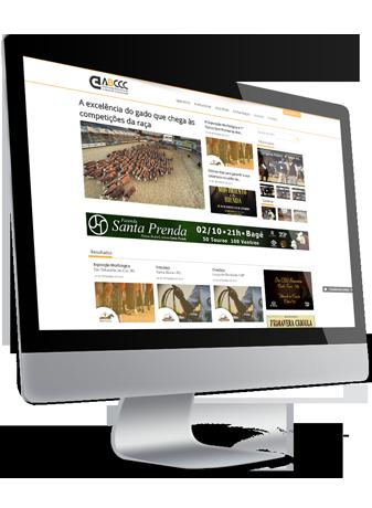 Novo site da ABCCC